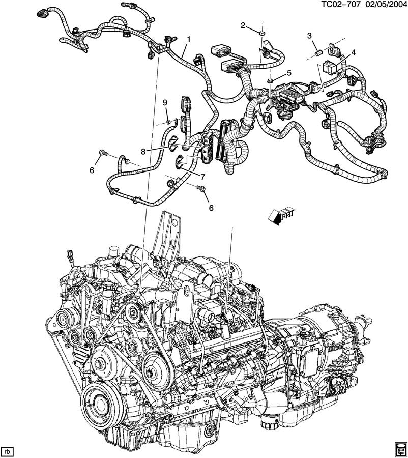 Tc on 2001 Buick Lesabre Serpentine Belt Diagram